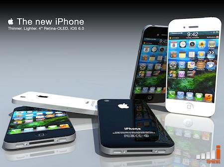 【アップル瓦版】新型iPhoneのイメージデザイン画像