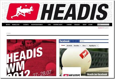 いつかオリンピックの種目になる・・・かも?ヘディングで卓球をするスポーツ 「HEADIS」