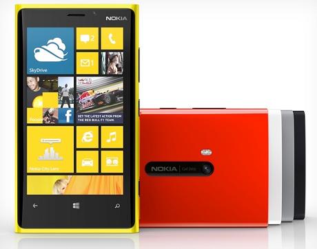 ドコモからも出る?NOKIAがWindows Phone 8「Lumia 920」を発表!