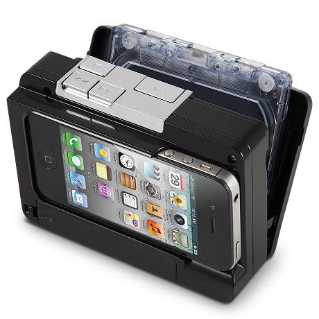 カセットテープの音声をMP3に変換してiPhoneに取り込めるIONの「Tape Dock」