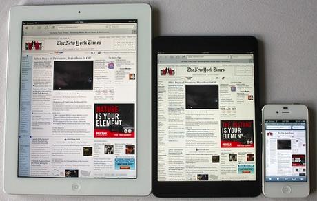 【アップル瓦版】新iPadは「iPad mini」のデザインを採用して2013年3月に発売!?