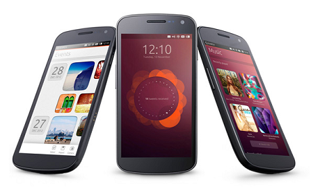 新たなスマートフォンOS「Ubuntu Phone OS」をCanonicalが発表!