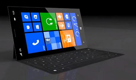 こんなデザインなら絶対欲しい!マイクロソフトの「Surface Phone」コンセプトムービー