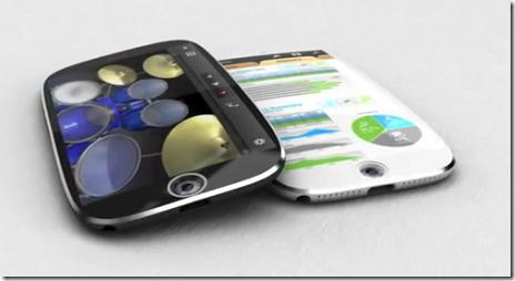 ホームボタンに指紋センサー搭載、曲面ディスプレイを採用したiPhoneはこんな感じ?