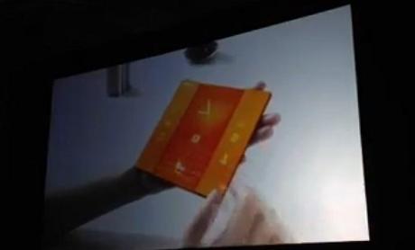 スマートフォンが将来、タブレットにも変形するかも!?