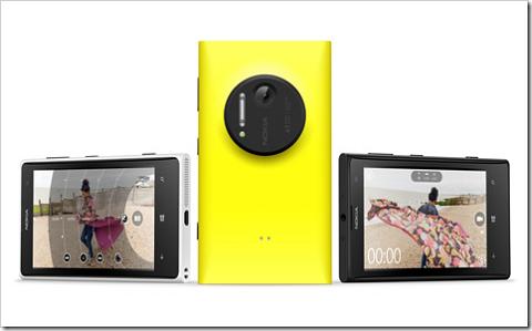 超綺麗!Nokiaが4100万画素カメラ搭載のNokia「Lumia 1020」を発表!