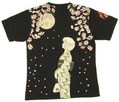 エヴァンゲリオンとコラボした和風Tシャツが何か凄い!