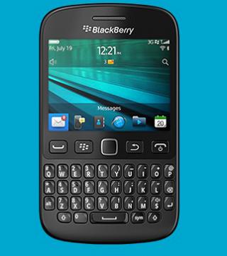 あのデザインがたまらない!BlackBerry 9720が登場