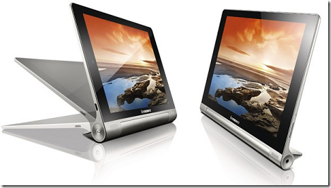 自分で立てることができる!レノボの未発表Androidタブレット「IdeaPad B6000 / B8000」がうっかり掲載される