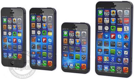 Appleが4.9インチの「iPhone」をテスト中!?