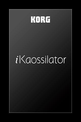 KORGの「iKaossilator」がバージョンアップしてiPadにも対応しました!