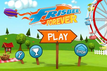 無料でこの高クオリティ!iPhoneゲームアプリ「Frisbee Forever」が面白い!