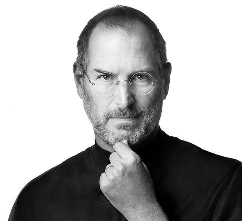 アップルの父へ「Thank you!Steve Jobs!」