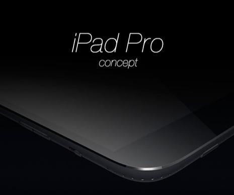 アプリを2画面表示可能なiPad Pro&2003年のiPadのコンセプトイメージ