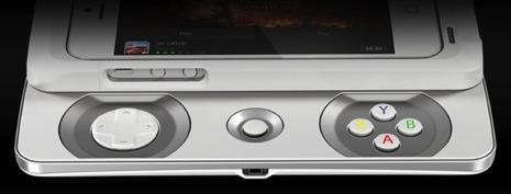 iPhoneがPSP go風に変身!?Razerのゲームコントローラー「Razer Junglecat」