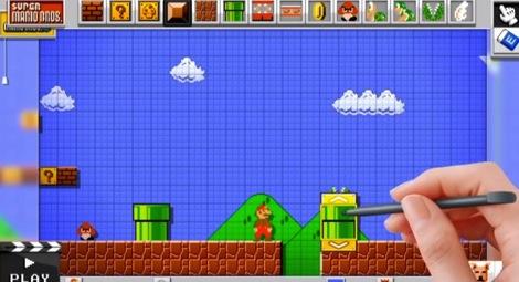 Mario Makerやゼルダの映像見てたらWii Uが欲しくなってきた!