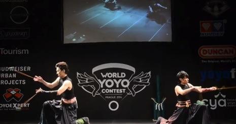 【動画あり】スーパープレイ連発!ヨーヨーの世界大会「WYYC2014」で日本人が6部門のうち5部門で優勝!