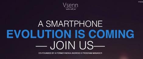 パーツを組み合わせてスマートフォンが作れるという「Vsenn」がさらにOSも自由に選べるように