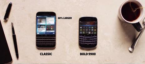 Classicだけどどこか新鮮!「BlackBerry Classic」がついに登場!