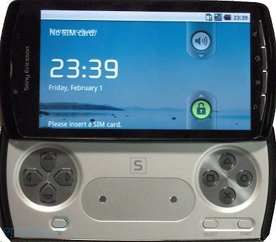 ソニエリのプレステ携帯はPSP goに似たデザイン!? ~10月28日のかぜくる瓦版~