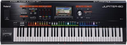 ローランドが各奏法の表現も可能な新シンセ「JUPITER-80」を発表!