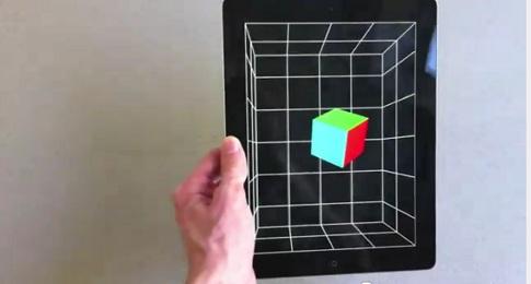 オプション無しでもiPad 2で裸眼での3D表示が実現する!? ~4月16日のかぜくる瓦版~