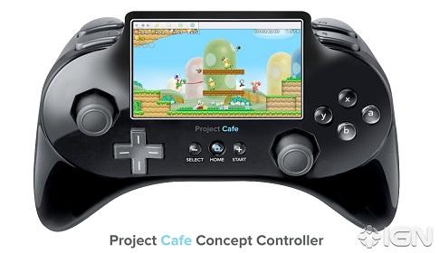 任天堂の次世代ゲーム機「Project Cafe」はコントローラーにタッチスクリーンを搭載?