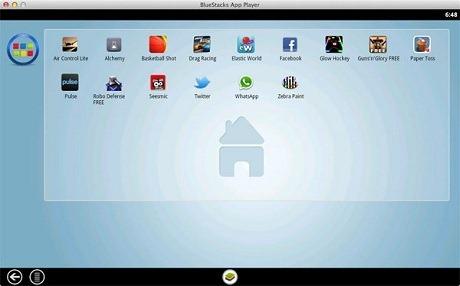 【アップル瓦版】MacでAndroidアプリを動かすことができる「BlueStacks」のアルファ版が公開!