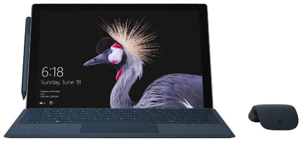 新型Surface Pro
