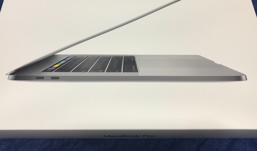 MacBook Pro 2017 15インチモデル