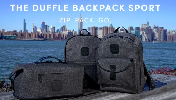 Duffle Backpack Sport