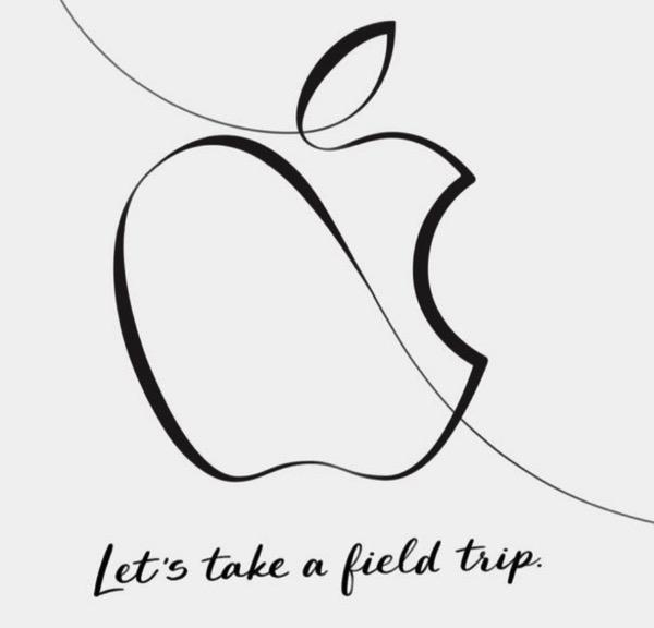 Appleが3月27日にスペシャルイベント「Let's take a field trip」開催!iPhone XのようなiPhone SE 2も出るかも?
