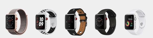 新型Apple Watch