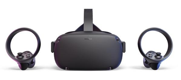 399ドルでMR機能も搭載!単体で動くVRヘッドセット「Oculus Quest」が登場!