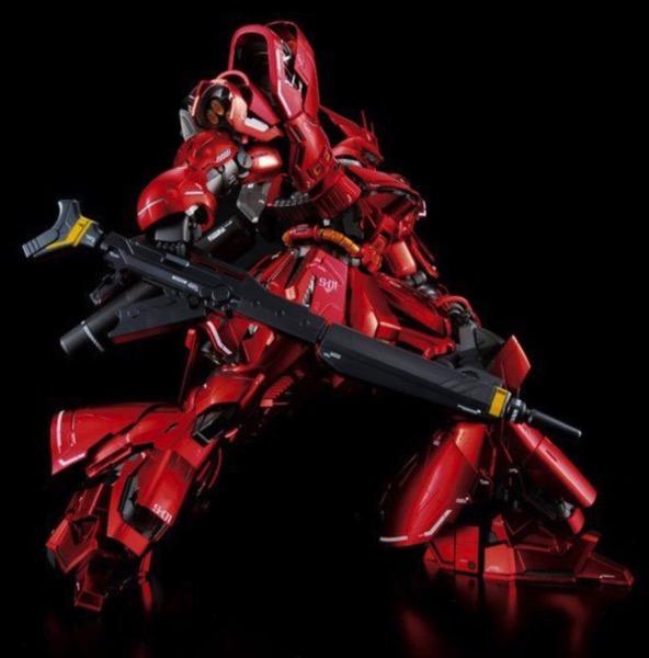 MG 1/100 ガンダムベース限定 サザビーVer.Ka