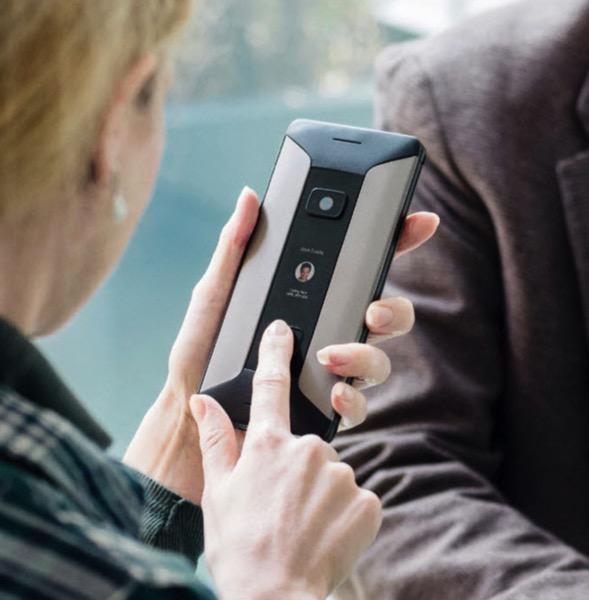 キーボード付きモバイル端末「Cosmo Communicator」の国内販売は9月末に