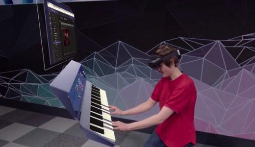 視野角が2倍と性能が大幅に向上したMRヘッドセット「HoloLens 2」が登場!
