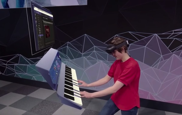 「HoloLens 2」