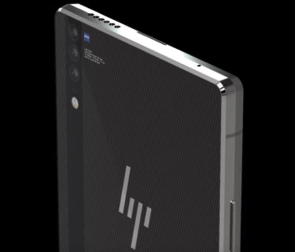 HPのコンセプトデザイン「Marconi」