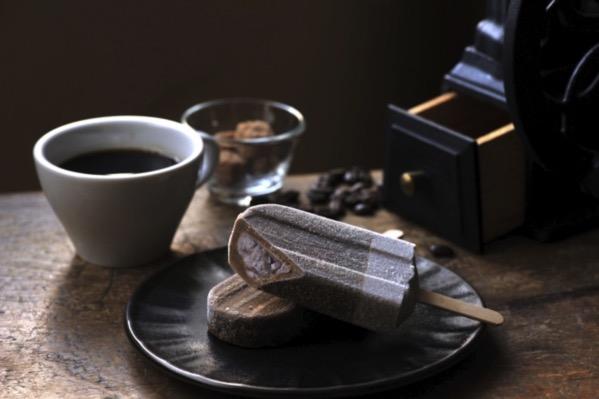 コーヒーあずきバー