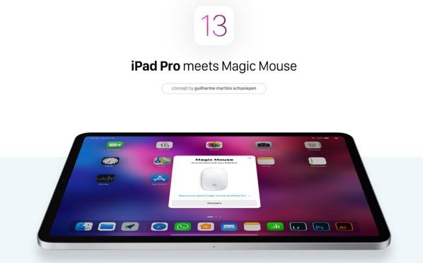 iOS 13とiPad