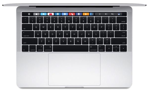 MacBook Proのバタフライキーボード