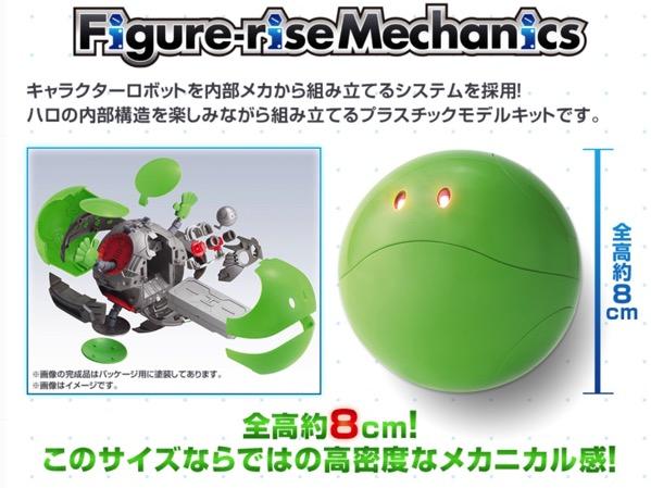 Figure-rise Mechanics ハロ (LIGHTING UNIT SET)