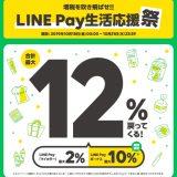 LINE Pay生活応援祭