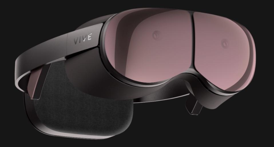 次世代VRヘッドセットのコンセプトデザイン「Project Proton(プロジェクト・プロトン)」