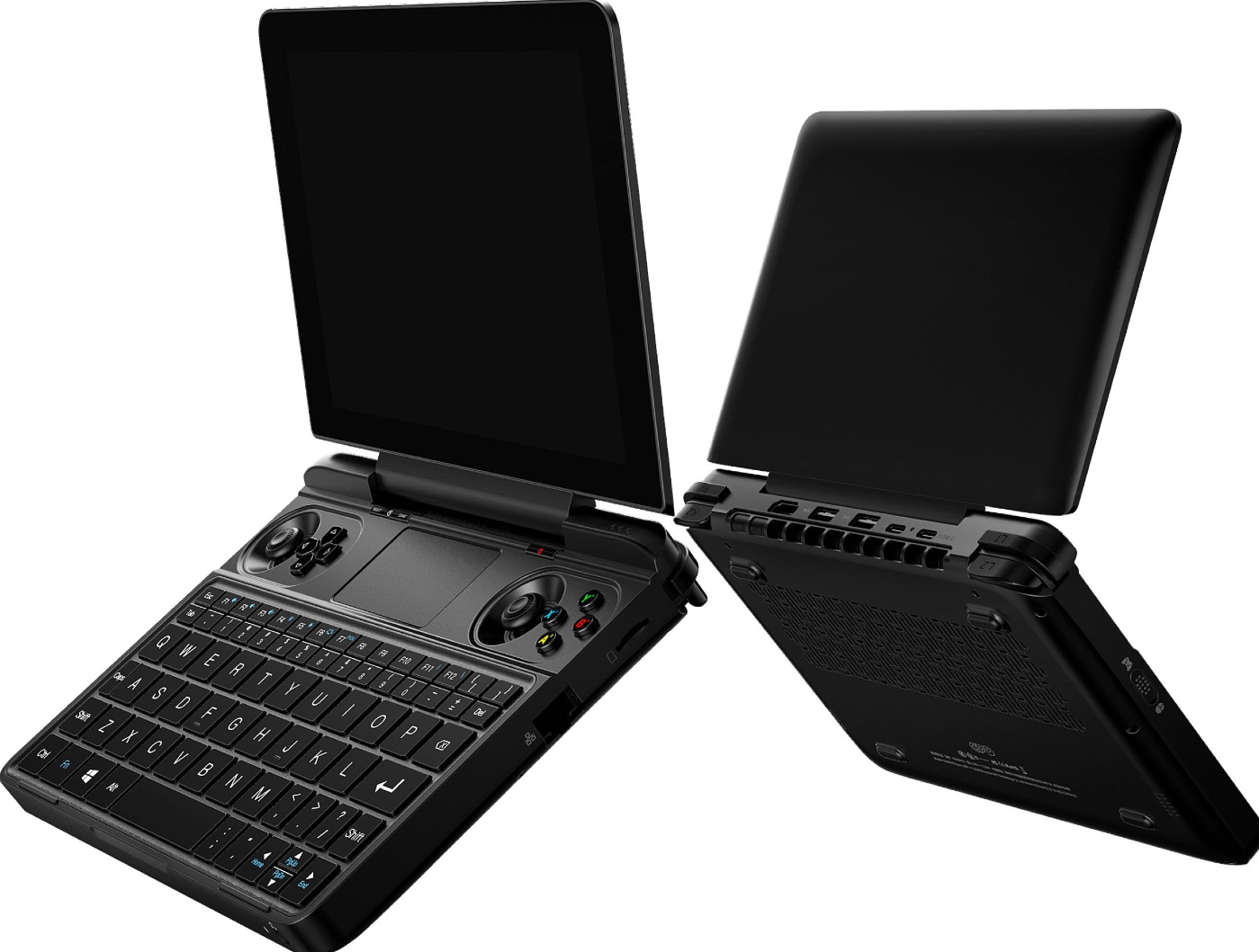 ゲーミング向け小型ノートPC「GPD WIN MAX」