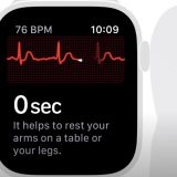 「Apple Watch」の心電図機能
