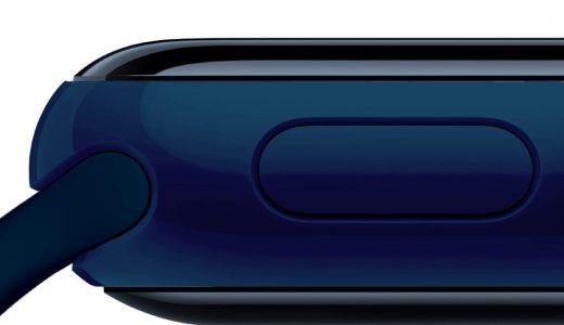 これは出て欲しい!ミッドナイトブルーカラーなApple Watch Series 6のコンセプトデザイン