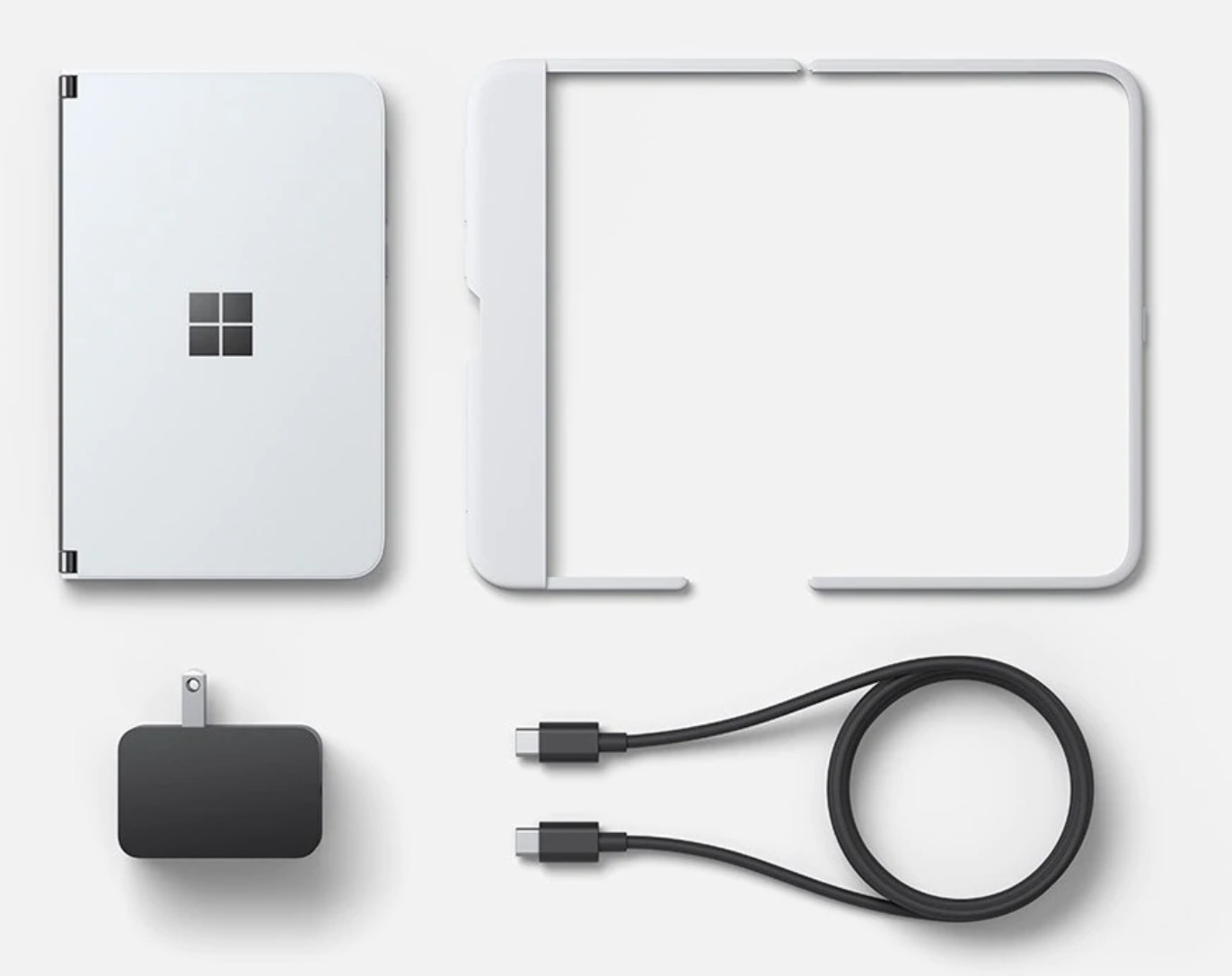 Surface Duo 同梱物