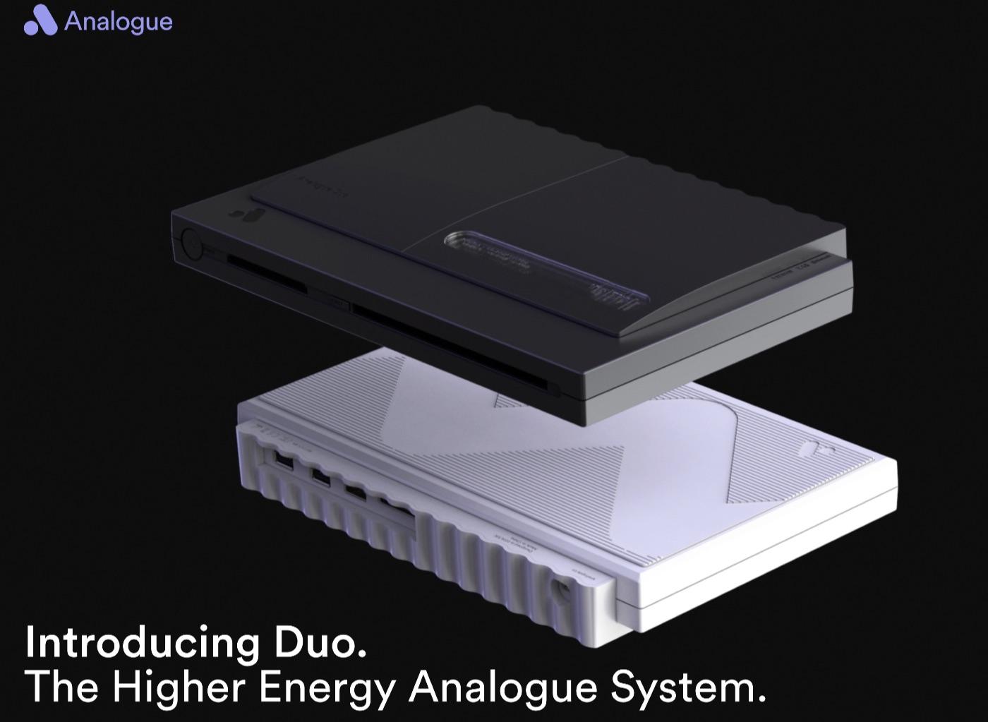 Analogue Duo